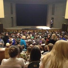 Photo taken at Театр юного зрителя by Alex s. on 11/14/2012