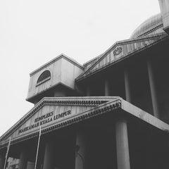 Photo taken at Kompleks Mahkamah Kuala Lumpur (Courts Complex) by Nur A. on 8/4/2015