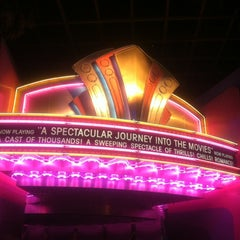 Photo taken at The Great Movie Ride by Stephen G. on 11/24/2012