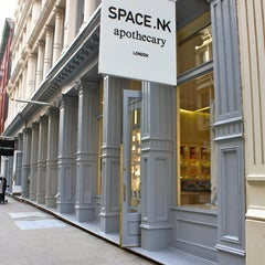 Photo taken at Space NK by ThePurplePassport.com on 1/29/2013