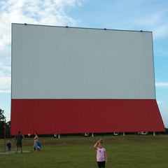Photo taken at Showboat Drive-In by Trey J. on 7/21/2013