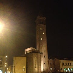 Photo taken at Cattedrale di San Giovanni Battista by Marco Z. on 2/28/2013