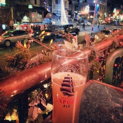 Photo taken at Sir Winston Churchill Pub by Julia S. on 11/24/2012
