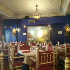 Photo taken at Nirvana Indian Cuisine by Kati B. on 7/23/2015