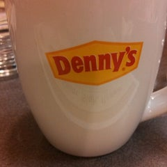 Photo taken at Denny's by Nicole N. on 10/20/2013