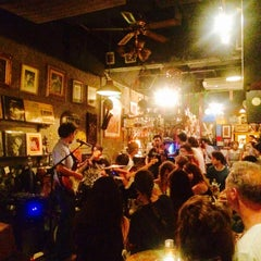 Photo taken at Adhere the 13th Blues Bar by Patcharaphan K. on 7/15/2015