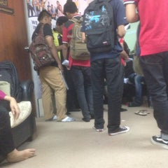 Photo taken at International College of Yayasan Melaka (ICYM) by Asyran A. on 8/25/2015