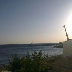 Photo taken at Selimpaşa Liman by Giancarlo S. on 10/18/2012