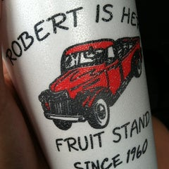 Photo taken at Robert Is Here Fruit Stand & Farm by Mariah Y. on 12/20/2012