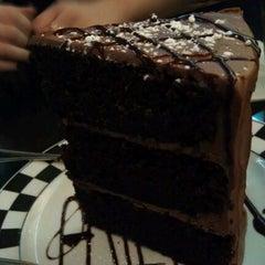 Photo taken at Cap City Fine Diner by Benjamin E. on 10/14/2012