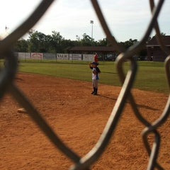 Photo taken at Odell Sports--Baseball Fields by Nicole L. on 9/5/2013