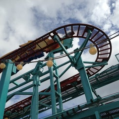 Photo taken at Primeval Whirl by Kirk D. on 1/9/2013