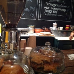Photo taken at Kahwa Café by Time T. on 11/22/2013