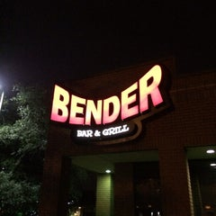 Photo taken at Bender Bar & Grill by Robert H. on 11/17/2013