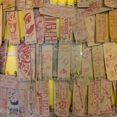 Photo taken at Which Wich? Superior Sandwiches by Julian W. on 4/17/2015