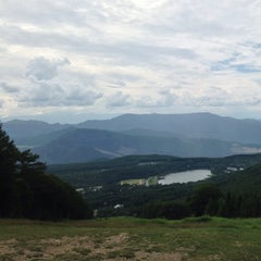 Photo taken at 御泉水自然園 by Kenichi S. on 8/7/2014