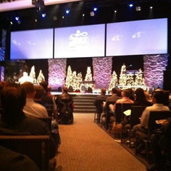 Photo taken at Church of the Highlands by Shannon H. on 12/2/2012