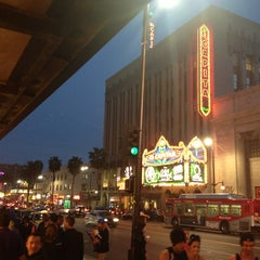 Photo taken at Hollywood by Sergey D. on 3/16/2013