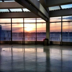 Photo taken at General Mitchell International Airport (MKE) by Meagan B. on 4/22/2013