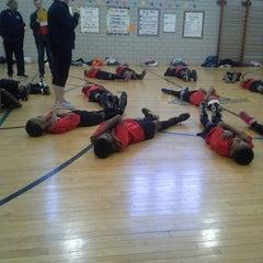 Photo taken at Deneen Elementary School by Katrina W. on 4/12/2014