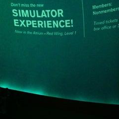 Photo taken at Mugar Omni IMAX Theatre by Matt I. on 10/15/2012