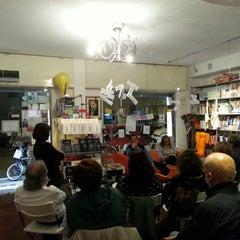 Photo taken at Mangiaparole - Caffè Letterario by mangiaparole P. on 11/9/2013