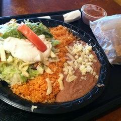 Photo taken at Carmona's Cocina Mexicana by Tonya W. on 6/6/2013
