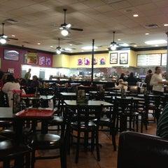 Photo taken at Jason's Deli by Lori F. on 12/15/2012