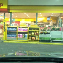Photo taken at Shell Blommendaal by Maarten M. on 10/1/2012