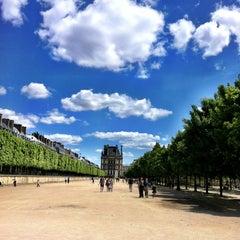 Photo taken at Jardin des Tuileries by Caroline C. on 6/2/2013