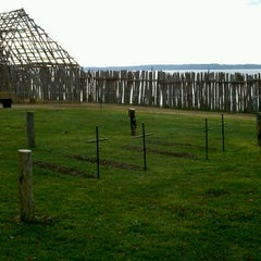 Photo taken at Historic Jamestowne by Traci F. on 12/18/2012