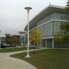 Photo taken at Manchester Community College by Sam K. on 10/4/2012