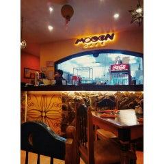 Photo taken at Mooon Cafe by Potato ✯. on 8/20/2015