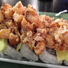 Photo taken at Koi Sushi by Jonathan D. on 5/19/2014