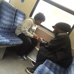 Photo taken at Rectory Road Railway Station (REC) by Anstri on 10/24/2014