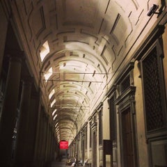 Photo taken at Galleria degli Uffizi by Marina F. on 7/11/2013