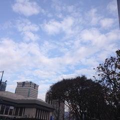Photo taken at 교보생명빌딩 by Do Hyun K. on 11/26/2014