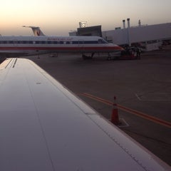 Photo taken at Gate B12 by Daryl M. on 4/28/2014