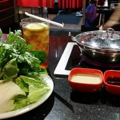 Photo taken at Tokyo Shabu Shabu by Rick M. on 5/21/2014