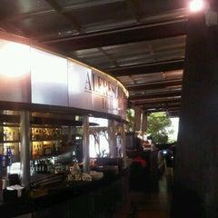 Photo taken at Alfresco Gusto Italian Bistro by Stevent D. on 9/30/2012