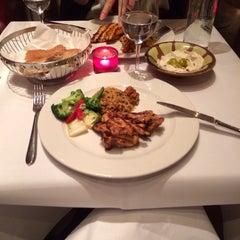 Photo taken at Özer Restaurant & Bar by Tuğba D. on 11/17/2013