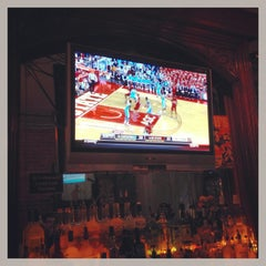 Photo taken at Nobles Bar & Grill by Catherine H. on 1/27/2013