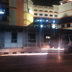 Photo taken at Halte TransJakarta PGC by Sony Frey S. on 9/20/2014