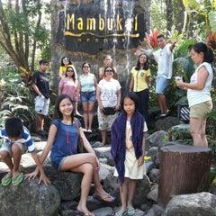 Photo taken at Mambucal Mountain Resort by Anj Z. on 11/27/2015