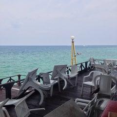 Photo taken at Phi Phi Natural Resort by Alex S. on 3/13/2015