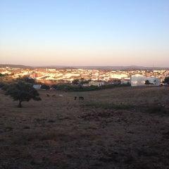 Photo taken at Oliva de la Frontera by Fran N. on 8/17/2014