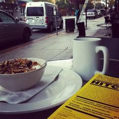 Photo taken at City Bakery Cafe by Bryan J. on 9/17/2012