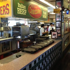 Photo taken at Portillo's Hot Dogs by Yosemite H. on 3/22/2013