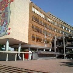 Photo taken at UNAM Facultad de Medicina by Luis P. on 12/20/2012