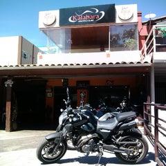 Photo taken at Kalabara Moto Bar by Alex C. on 4/28/2013